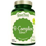 GreenFood Nutrition B-Komplex Lalmin 60cps - Vitamín