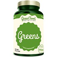 GreenFood Nutrition Greens 120cps - Superfood
