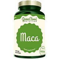 GreenFood Nutrition Maca 120cps - Superfood