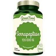 GreenFood Nutrition Serrapeptase 120000IU 60cps - Superfood