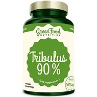 GreenFood Nutrition Tribulus 90 % 90 kapsúl - Anabolizér