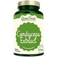 GreenFood Nutrition Cordyceps 90 cps. - Superfood