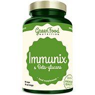 GreenFood Nutrition Imunix s Betaglukany 90 cps. - Vitamín