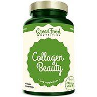 GreenFood Nutrition Colagen Beauty 60cps - Kĺbová výživa