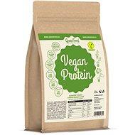 GreenFood Nutrition Vegan proteín 750 g - Proteín