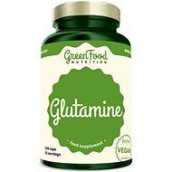 GreenFood Nutrition Glutamin 120 kapsúl
