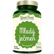 GreenFood Nutrition Mladý jačmeň 120 kapsúl - Superfood