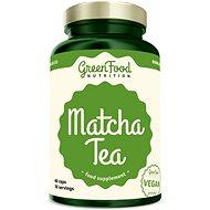 GreenFood Nutrition Matcha Tea 60 kapsúl - Superfood