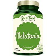 GreenFood Nutrition Melatonin 60cps