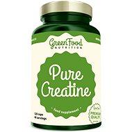 GreenFood Nutrition Creapure Creatine 120 cps - Kreatín
