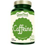 GreenFood Nutrition Kofeín 60 kapsúl - Stimulant