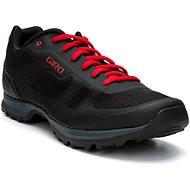 GIRO Gauge Black/Bright Red 45 - Tretry