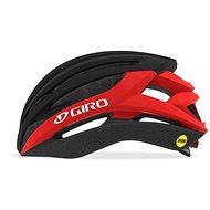 Giro Syntax MIPS Mat Black/Bright Red - Prilba na bicykel