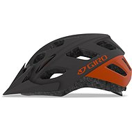 GIRO Hex Mat Black/Orange L - Prilba na bicykel