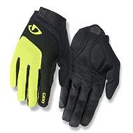 Cyklistické rukavice Giro Bravo LF Highlight Yellow M