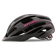 Giro Vasona Black/ Floral Daze M - Prilba na bicykel