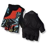 Giro Bravo Jr Blast XS - Cyklistické rukavice