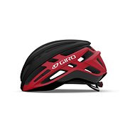 GIRO Agilis Mat Black/Bright Red - Prilba na bicykel