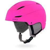 GIRO Ceva Mat Bright Pink - Lyžiarska prilba
