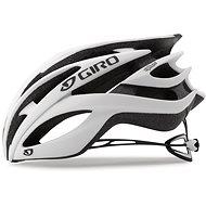 GIRO Atmos II Mat White/Black - Prilba na bicykel