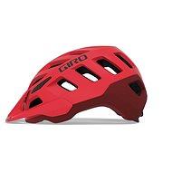 GIRO Radix Mat Bright Red/Dark Red - Prilba na bicykel