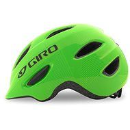 GIRO Scamp Green/Lime Lines