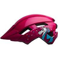 BELL Sidetrack II Toddler Pink Unicorn - Prilba na bicykel