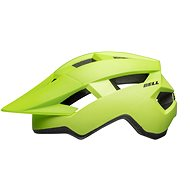 BELL Spark JR Mat Bright Green/Black - Prilba na bicykel