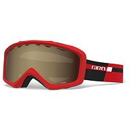 Lyžiarske okuliare GIRO Grade Black Red Podium AR40