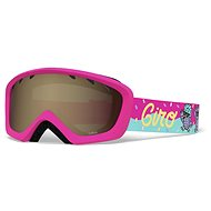 Lyžiarske okuliare GIRO Chico Disco Birds AR40