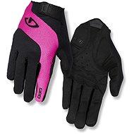 Giro Tessa LF Black/Pink S - Cycling Gloves