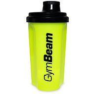 GymBeam šejker 700 ml, žltý - Športová fľaša