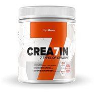 GymBeam Kreatin Crea7in 300 g, peach ice tea - Kreatín