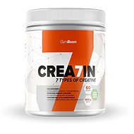 GymBeam Kreatin Crea7in 300 g, green apple - Kreatín