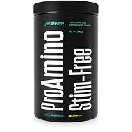 GymBeam ProAMINO stim-free 390 g, lemon lime - Aminokyseliny