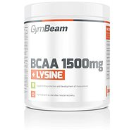 GymBeam BCAA 1500 + Lysine, 300 tabliet - Aminokyseliny