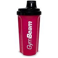 GymBeam šejker 500 ml, červený - Športová fľaša