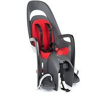 Hamax Caress Plus Grey/Red - Children's Bike Seat