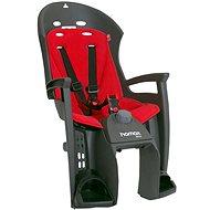 Hamax Siesta Plus gray / red - Children's Bike Seat
