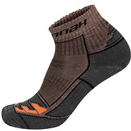 Hannah Walk Lite chocolate - Ponožky