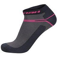 Hannah Bankle W sivé/ružové - Ponožky