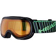 Head Ninja black/green - Lyžiarske okuliare