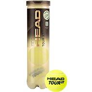 Head TOUR XT (4 loptičky) - Tenisová loptička