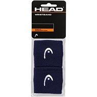 "Head Wristband 2.5"" tmavo modrá - Potítko"