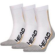 Head Tennis 3P Performance biela-sivá veľ. 43 – 46 EU - Ponožky