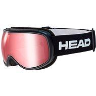 Head Ninja red/black - Lyžiarske okuliare