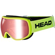 Head Ninja red/yellow - Lyžiarske okuliare