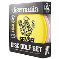 Discmania ACTIVE SOFT - Discgolf súprava