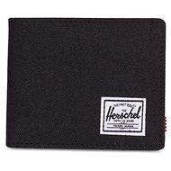 Herschel Roy + Coin RFID Black - Peňaženka