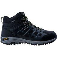 Hi-Tec Masami mid WP wo´s Dark grey/Black/Turquoise - Trekingové topánky